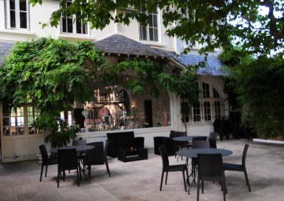 Le Pavillon Bleu - Hotel de charme et restaurant gastronomique